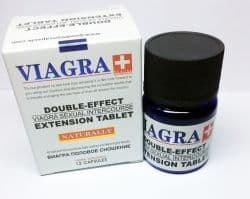 Cut viagra tablet half