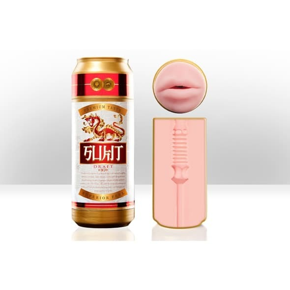Мастурбатор ротик Fleshlight Sex In a Can Sukit Draft